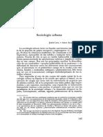 Lealalabart La Sociologia en Espaa