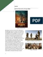 Mad Max Fury Road (2015) Exploitation Cinema