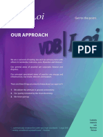 Our Approach - VDB Loi