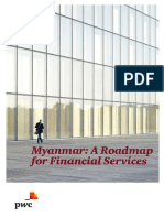 PwC_Myanmar - A Road Map for Financial Services