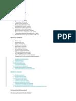 Ejemplos de Matriz Foda