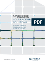 Raynoldenergy Solar Profile