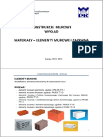 3. Materiały