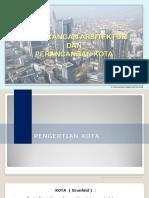 Mg 1 - Kota Dan Perancangan Kota