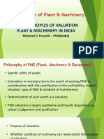 PURANIK -Basic Principle of Valuation (P&M)