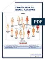 2 Introduction to Systemic Anatomy