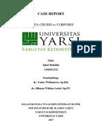 Case Report Kulit Tinea IQBAL Cover