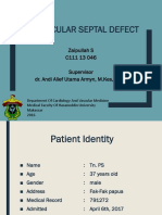 Ventricel Septal Defect