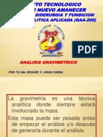 ANALISIS GRAVIMETRICO.ppt
