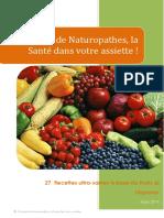 Recettes de Naturopathes