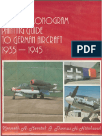 122297599 Monogram Painting Guide to German Aircraft 35 45