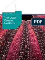2015 UWA Oceans Institute Annual Report