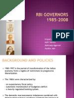 RBI Governors 1986-2007 (1)