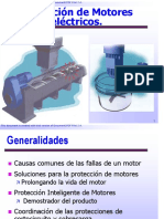 PROTECCION MOTORES ELECTRICOS