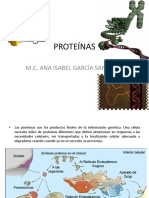 Presentacion de Proteinas.