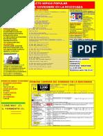 Domingo 12-10 Folleto Hipico Popular