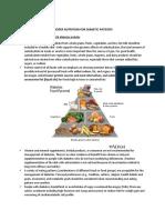 Nutrition Diabetes