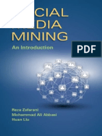 Cambridge University Press Social Media Mining an Introduction 2014