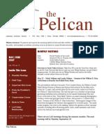 May-June 2007 Pelican Newsletter Lahontan Audubon Society