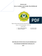 Analisa Enzim Gamma GT.doc