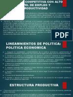 ECONOMÍA COMPETITIVA CON ALTO NIVEL DE EMPLEO Y PRODUCTIVIDAD.pptx