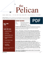 May-June 2008 Pelican Newsletter Lahontan Audubon Society