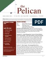 September-October 2009 Pelican Newsletter Lahontan Audubon Society