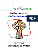 Echoes of Creation Pt 2 :- Those Thin Places ( the 2nd of the four great Ps)
