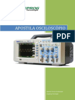Apostila Osciloscópio Engeprog