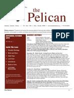 September-October 2010 Pelican Newsletter Lahontan Audubon Society