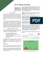 Informe Torres Hanói