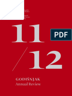 School of Design - Godisnjak Annual Review 2011 2012