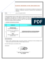 96 Inspección de Seguridad DMS Cas Huancabamba UU.nn Sucursales 20.08.14