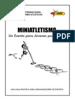 Mini Atletismo 2007