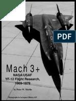 Mach 3+ Nasa Usaf