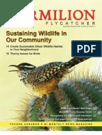 November-December 2009 Vermilion Flycatcher Tucson Audubon Society