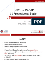 MTK3013-Chapter1.1 Propositional Logic.ppt