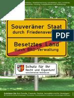Souveraener Staat Durch Friedensvertrag Zum Ersten WK 3.Aufl