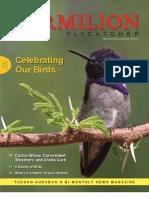 May-June 2010 Vermilion Flycatcher Tucson Audubon Society