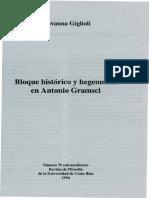 Giglioli Bloque Histocc81rico