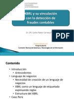 1. XBRL-Fraudes Contables Por Carlos Pastor