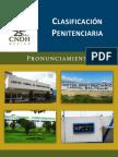 Clasificación Penitenciaria Mexico