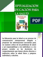 La Educacion Para La Salud (1)