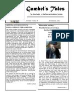 November 2002 Gambel's Tales Newsletter Sonoran Audubon Society