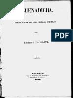 Sabras Da Costa - A Buenadicha (Teatro)