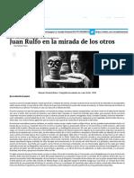 Juan Rulfo en La Mirada de Los Otros - Héctor Perea