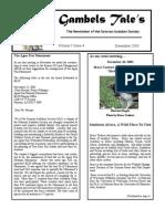 December 2003 Gambel's Tales Newsletter Sonoran Audubon Society