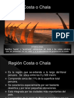Región Costa o Chala