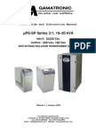 µPS-SP 10-30kVA 3-1 with bypass isolation transformer (option).pdf