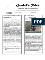 March 2004 Gambel's Tales Newsletter Sonoran Audubon Society